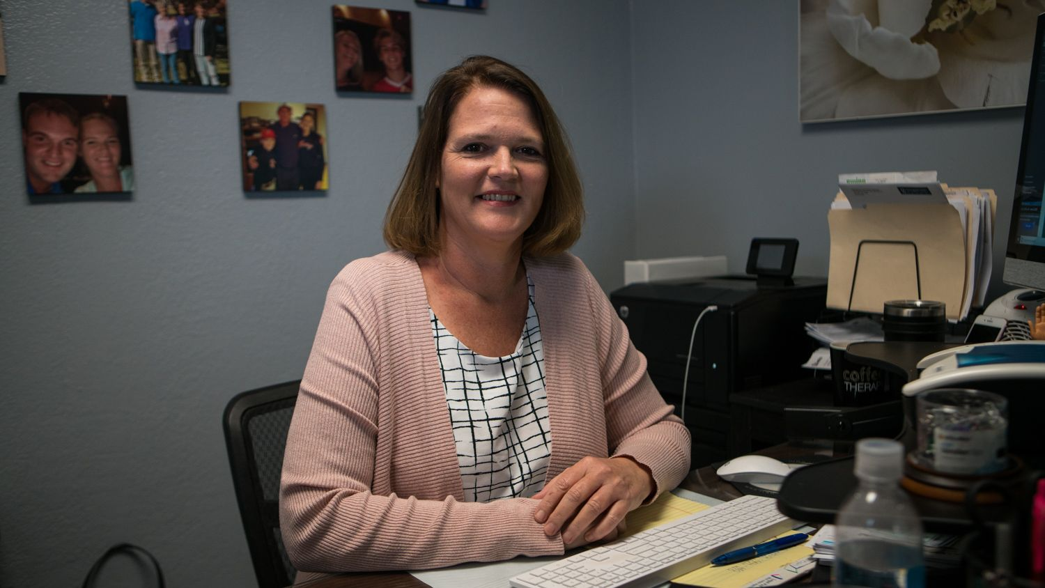 Stacy Gorsuch, Grassperson's Accounting & HR Manager