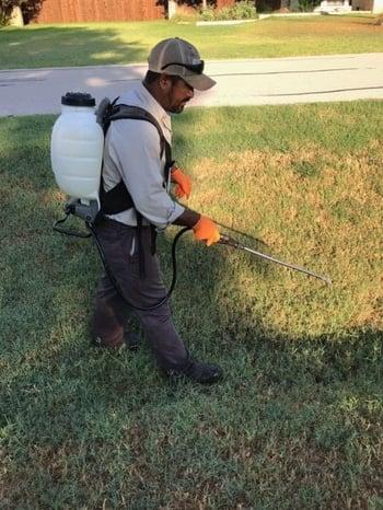 Jose Manuel Villareal Grassperson lawn care technician