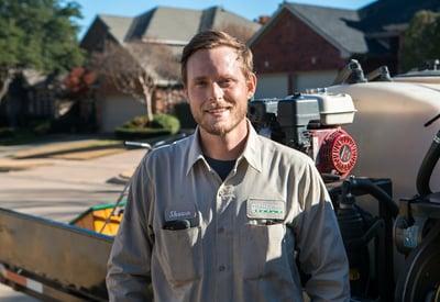 Shawn Kint, Grassperson fertilization and irrigation manager
