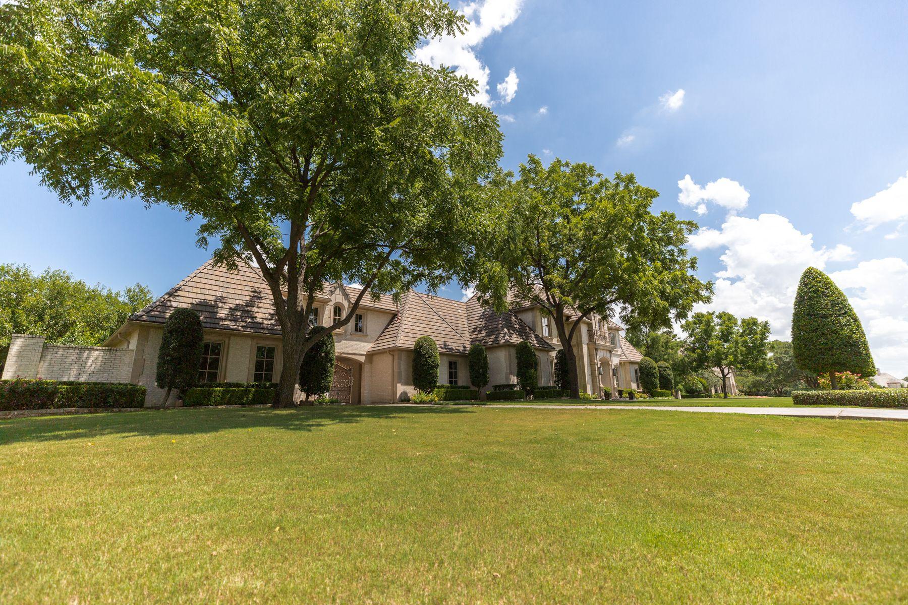Lawn care in Texas