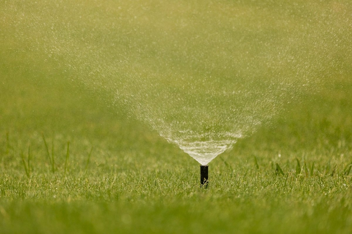 Effective watering with smart irrigation