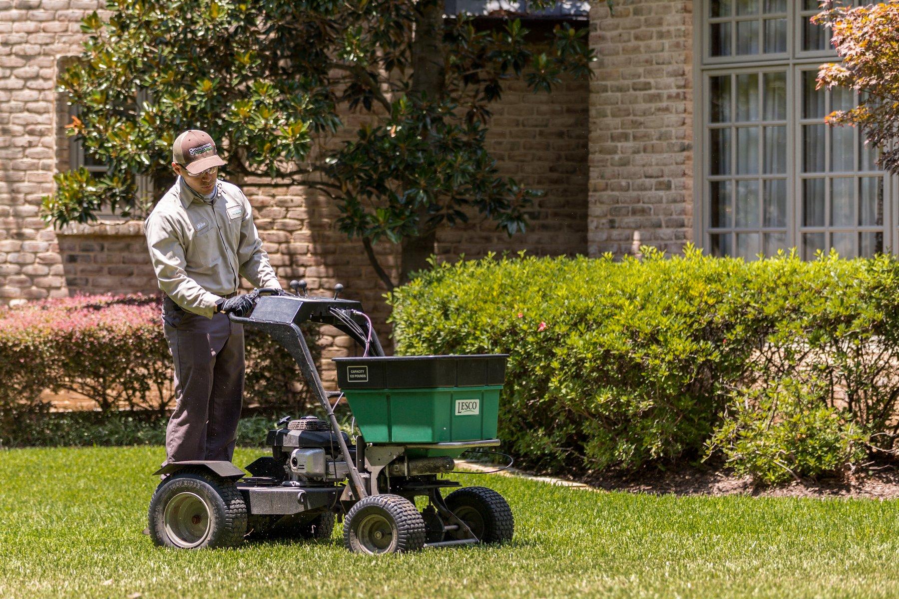 lawn care service flower mound tx