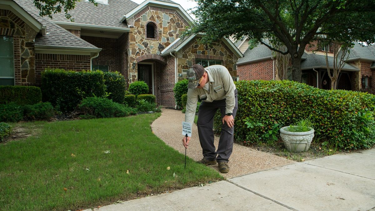 lawn care jobs Lewisville TX