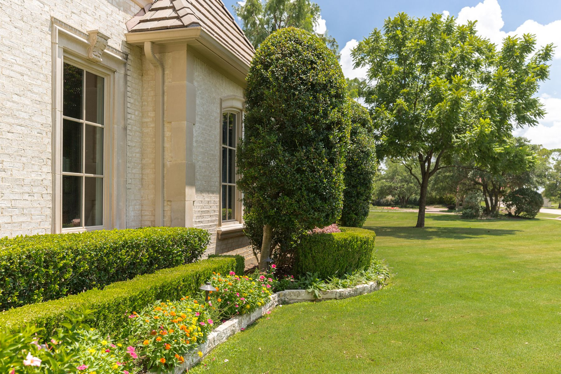 lawn care flower mound tx