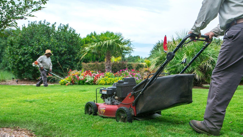 Landscape Maintenance Hero