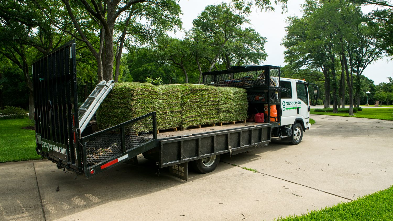 New Sod Care Guide: When to Water, Mow, & Fertilize New Sod in North Texas